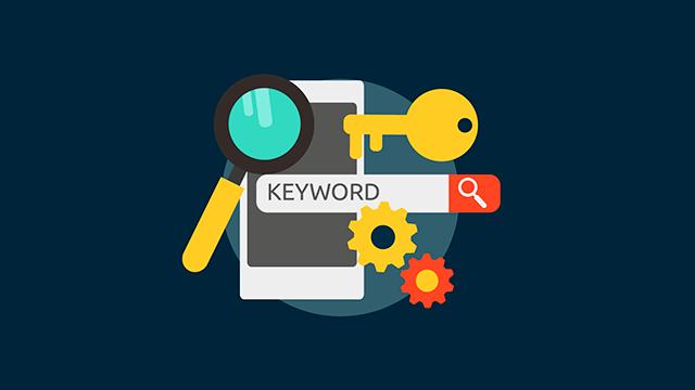 Rätt nyckelord för sökmotoroptimering